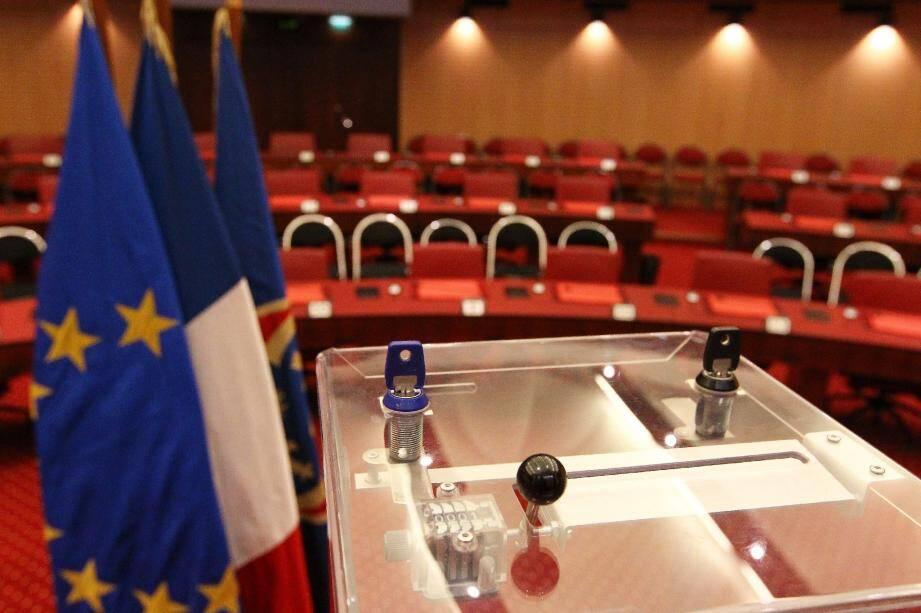 Illustration des élections départementales dans les Alpes-Maritimes