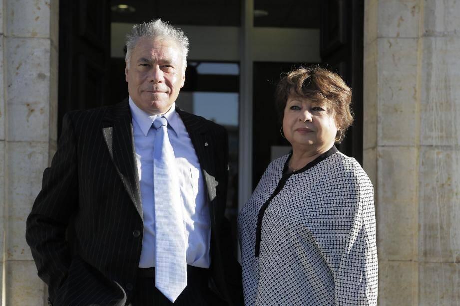 Jean-Paul Pérez et Patricia Troncin entendent prouver que le vote de refus s'est transformé en vote d'adhésion au FN dans le canton Cagnes 1.