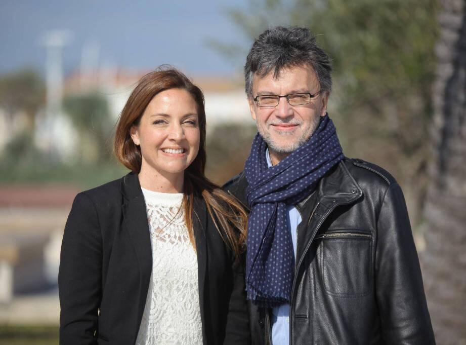 Julie Lechanteux et Richard Sert : un double atout de poids pour le Front national dans le canton de Fréjus.