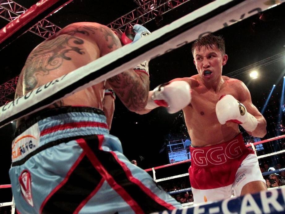 La dernière fois qu'un boxeur avait tenu plus de 10 rounds face à Golovkin, c'était en 2011 ! Mini-exploit donc pour le Britannique Martin Murray, admirable de courage samedi soir, salle des Etoiles, à Monte-Carlo.