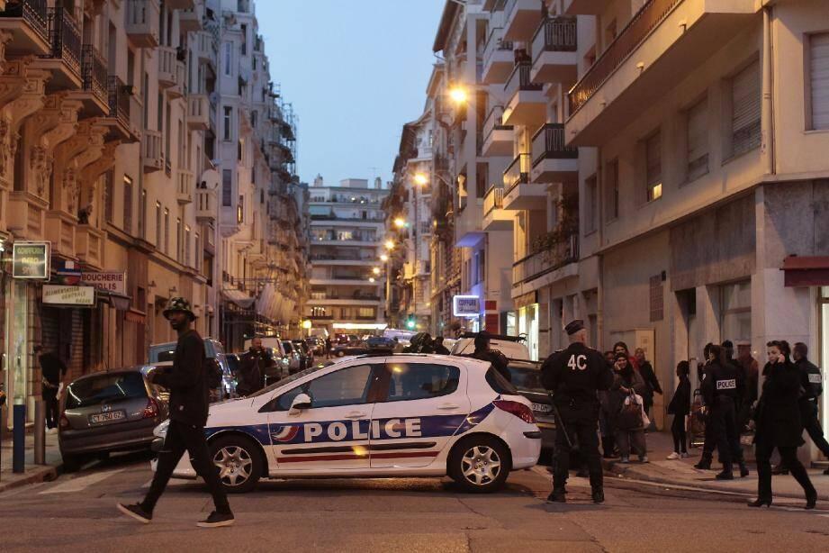 L'important coup de filet anti-drogue a eu lieu le 23 février dans le quartier Trachel.