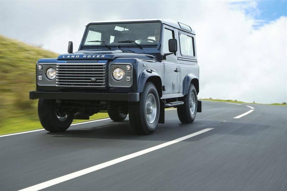 Auto-test du lecteur: venez essayer le Land Rover Defender 90 SW