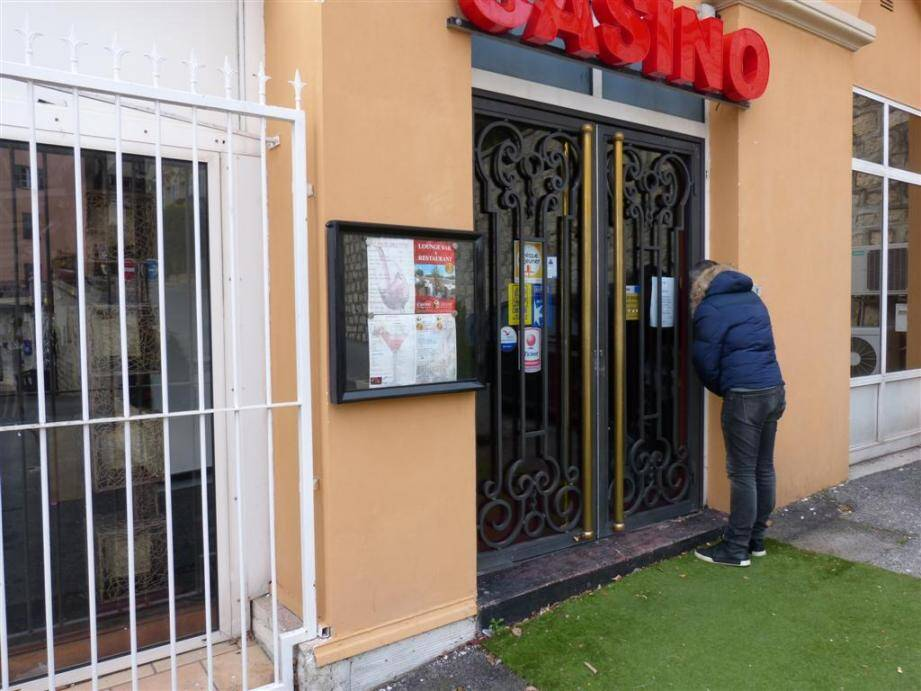 Casino report jugement tribunal