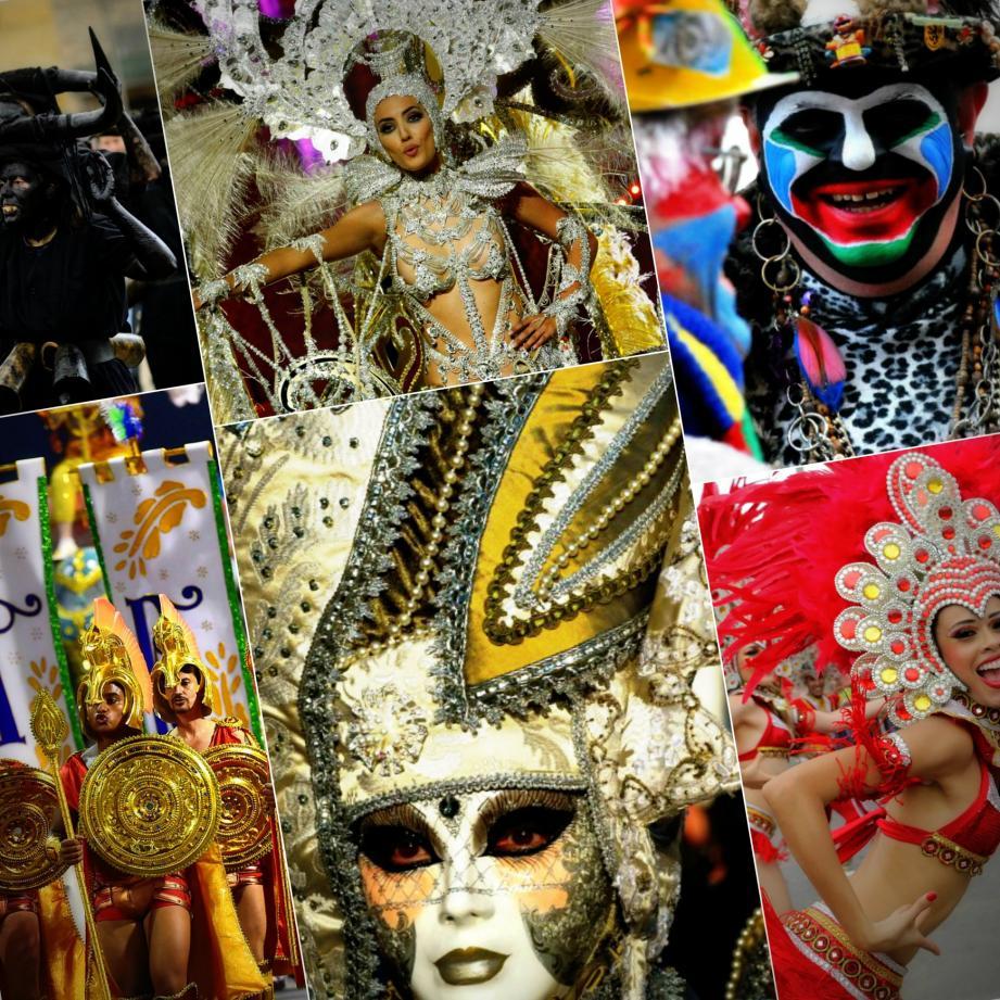 Carnaval dans le monde