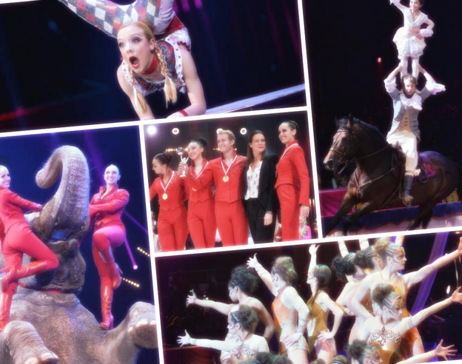 80 jeunes talents du cirque se sont affrontés pour la 4e année consécutive dans le cadre du festival de la New Generation à Monaco.