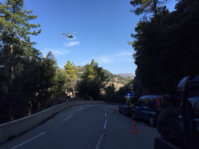 Un homme de 35 ans activement recherche dans la vallée du Paillon