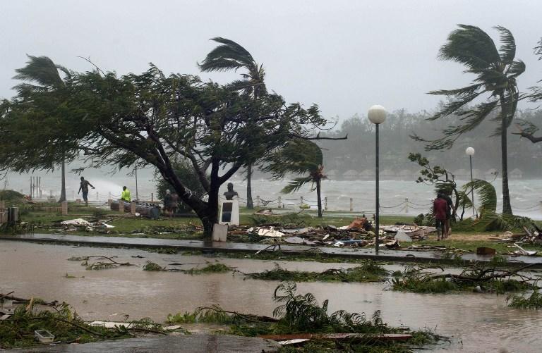 Vanuatu ouragan pam 150313