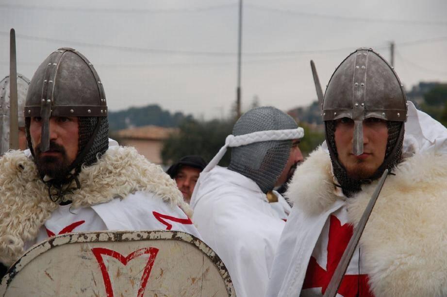 Adieu les Templiers, bonjour les Mousquetaires ! Rendez-vous du 10 au 12 avril prochain.