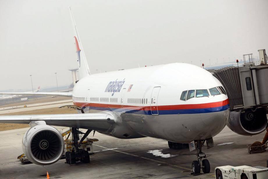 Un an après, toujours aucune trace du Boeing 777 de la Malaysia Airlines.