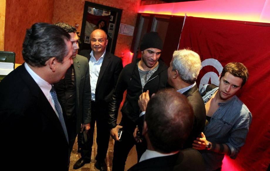 L'association Monaco-Tunisie a maintenu sa soirée inaugurale hier, malgré cette « terrible épreuve ».