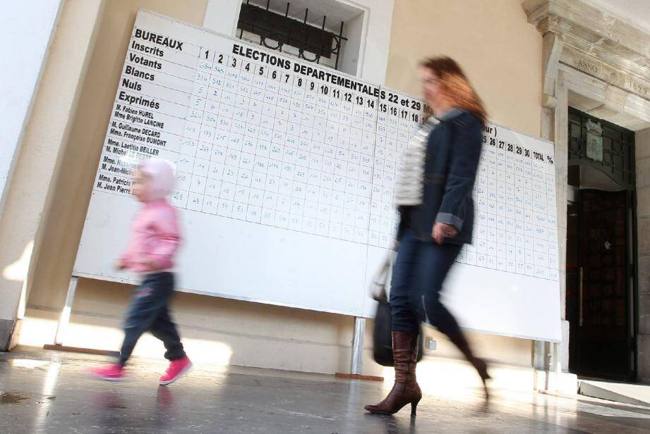 Dimanche dernier, un électeur varois sur deux ne s'est pas déplacé pour voter. Qu'en sera-t-il dimanche prochain ?