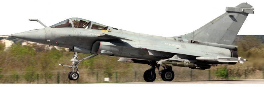 En service dans les armées françaises, depuis plus de 10 ans, le Rafale continue son développement. Hier, Dassault, son constructeur, a cherché à mesurer ses limites d'utilisation par vent de travers.