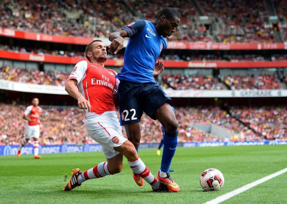 Dans la liste de Didier Deschamps figure le Monégasque Geoffrey Kondogbia (1 sélection en août 2013 face à la Norvège).