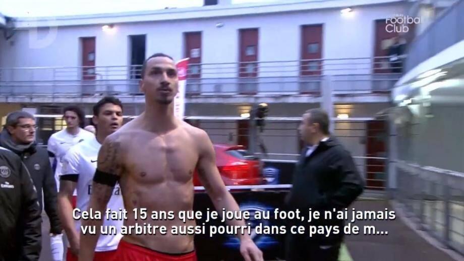 PSG: Ibrahimovic présente ses excuses après son dérapage