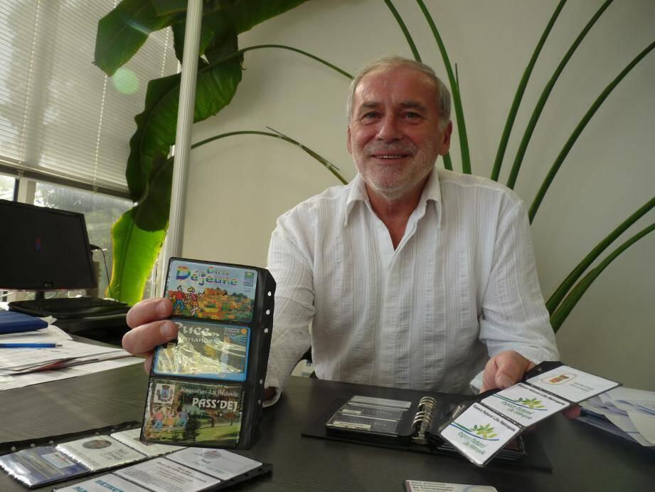 Serge Ternoir : « Micro BE s'est diversifié en inventant des cartes dans de nombreux secteurs. »