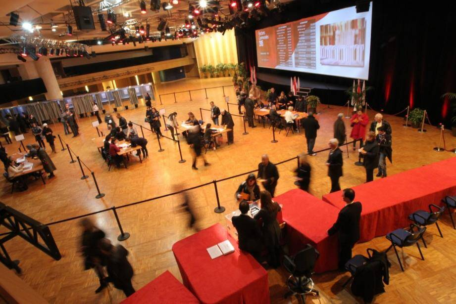 Election communale scrutin monaco 2015 participation midi 150315