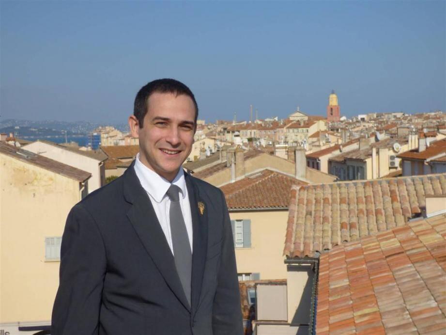 Arrivé dans la région Sud-Est en 2007, Bernard Neveu quitte la lumière de la Provence pour la Ville-Lumière.  (Photos Sunder Chaudhari.)