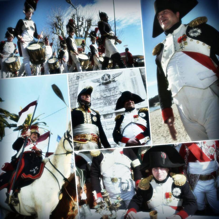 Il y a 200 ans, Napoléon débarquait sur la plage de Golfe-Juan vers la reconquête du pouvoir à Paris