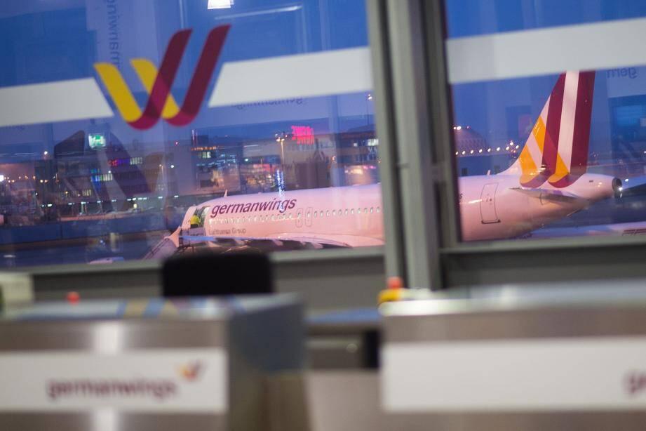 Un Airbus A320 de Germanwings