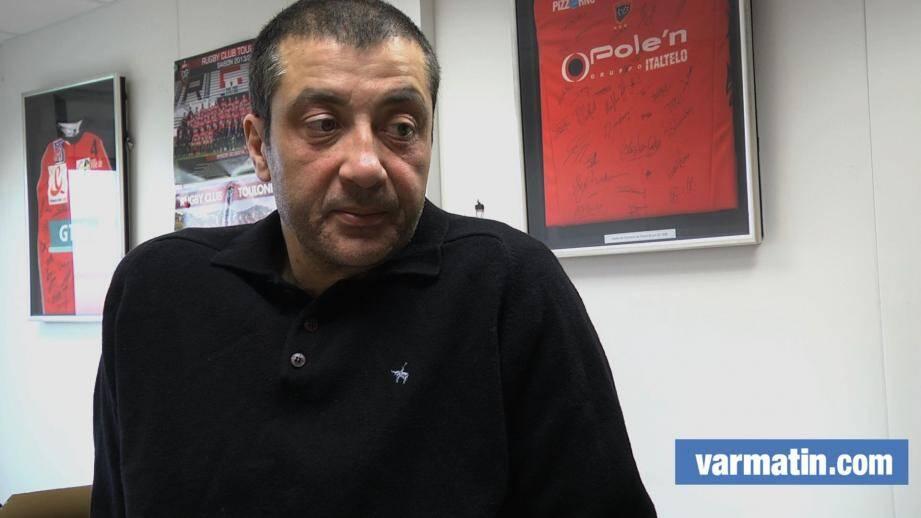 Mourad Boudjellal réagit au décès de Camille Muffat
