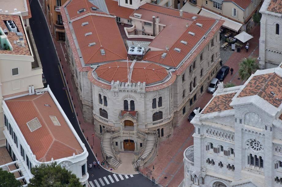 Palais de Justice de Monaco 3