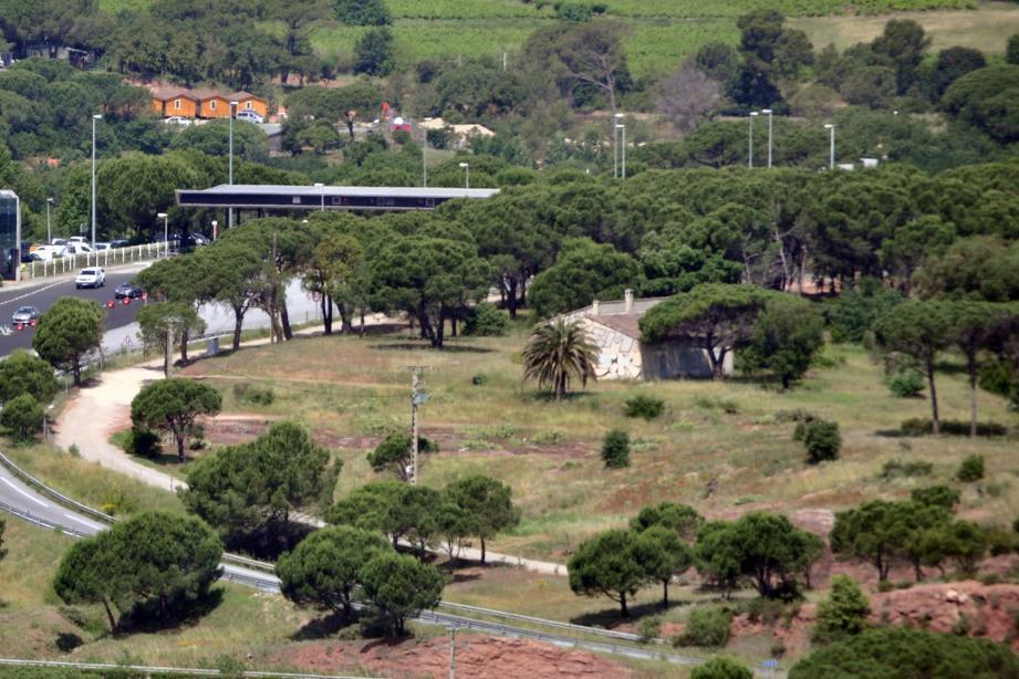 Le paysage du quartier des Valettes, proche de l'échangeur, va subir partiellement d'importantes modifications.
