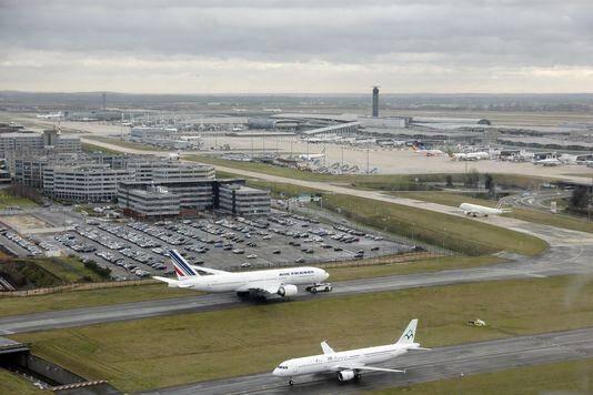 L'aéroport de Roissy-Charles-de-Gaulle (image d'illustration)