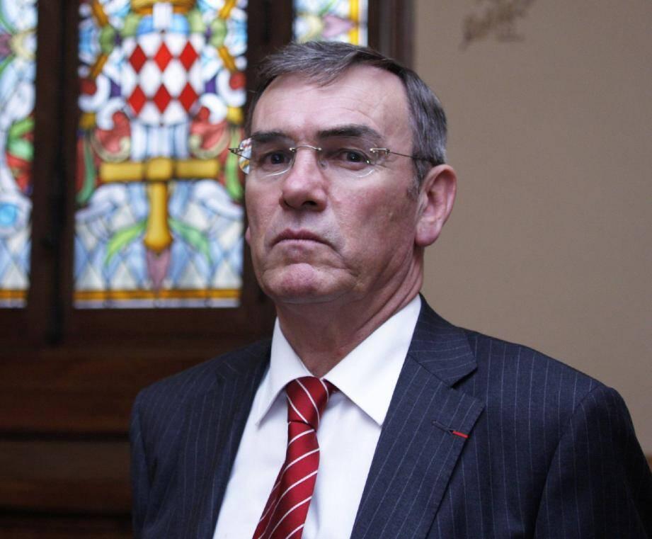 Jean-Pierre Dreno, procureur général