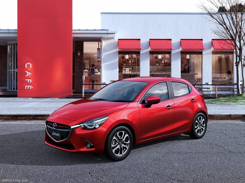 La nouvelle Mazda 2