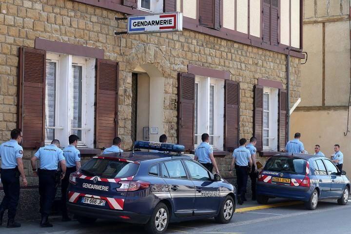 Gendarmes affaire Berenyss
