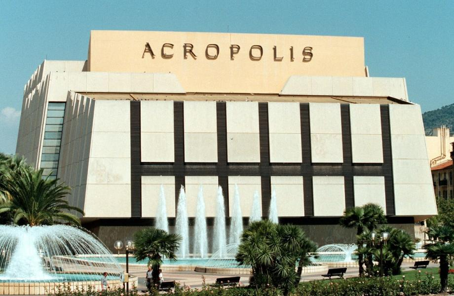 Nice Acropolis illustration 150409