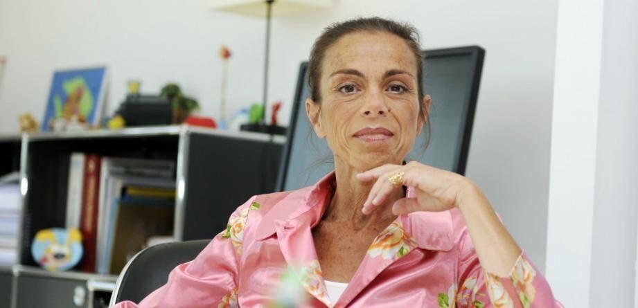 Agnès Saal a quitté son poste à la tête de l'Institut national de l'audiovisuel.