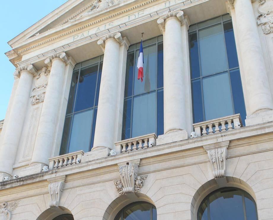 Palais de Justice de Nice