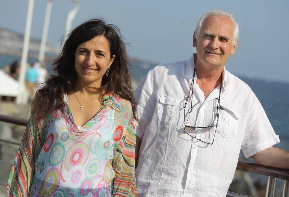 Marie-José de Azevedo et Michel Delage ont un grand projet : rassembler tous les républicains.