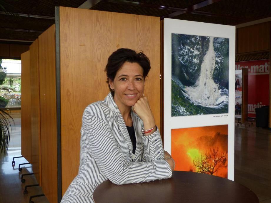 Angélique de Rocquigny veut se développer à l'international en 2017.