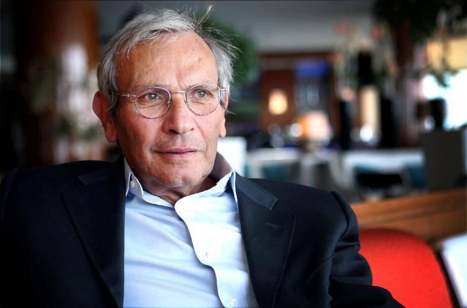 Le docteur Charles Nahmanovici.
