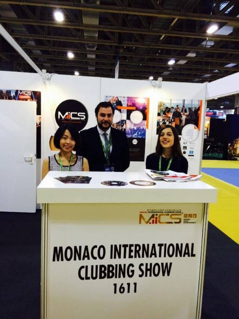 L'équipe monégasque du MICS a organisé, pour la première fois, version de son salon en mai à Macao, en Chine.