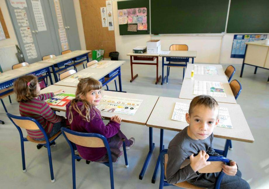 illustration salle de classe
