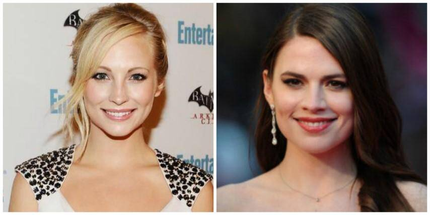 Candice Accola (Vampire Diaries) et Hayley Atwell (Agent Carter) seront de la partie.