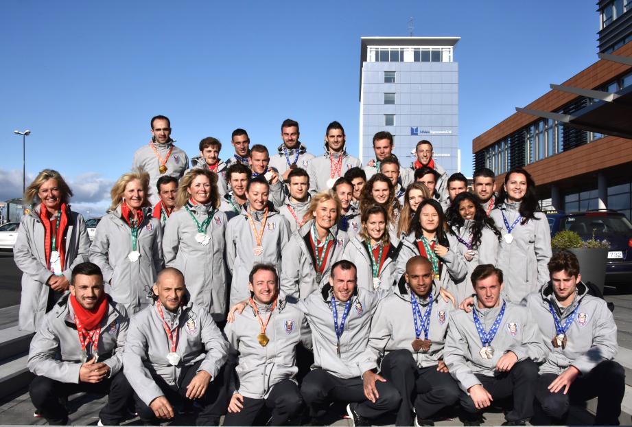 Jeux des petits Etats : Monaco décroche 33 médailles
