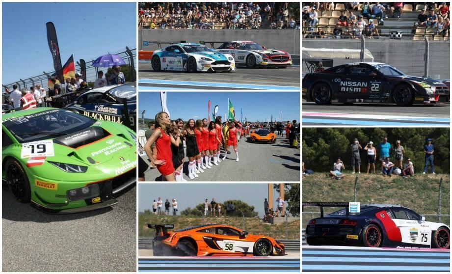 PHOTOS. Les belles autos des 1000 Kilomètres du Castellet.