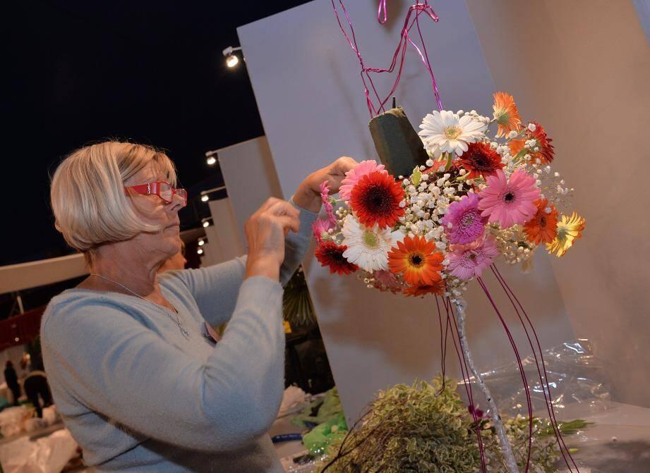 La Principauté a accueilli ce week-end le 48e concours international de bouquets.
