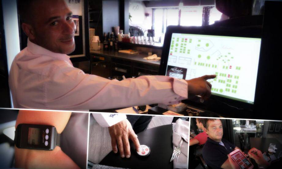 Le digital s'invite aux tables des restaurants