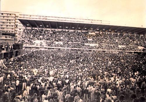 Bob Marley à Toulon en 1980
