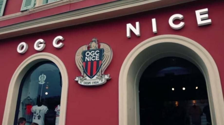 L'OGC Nice dévoile son nouveau maillot domicile samedi
