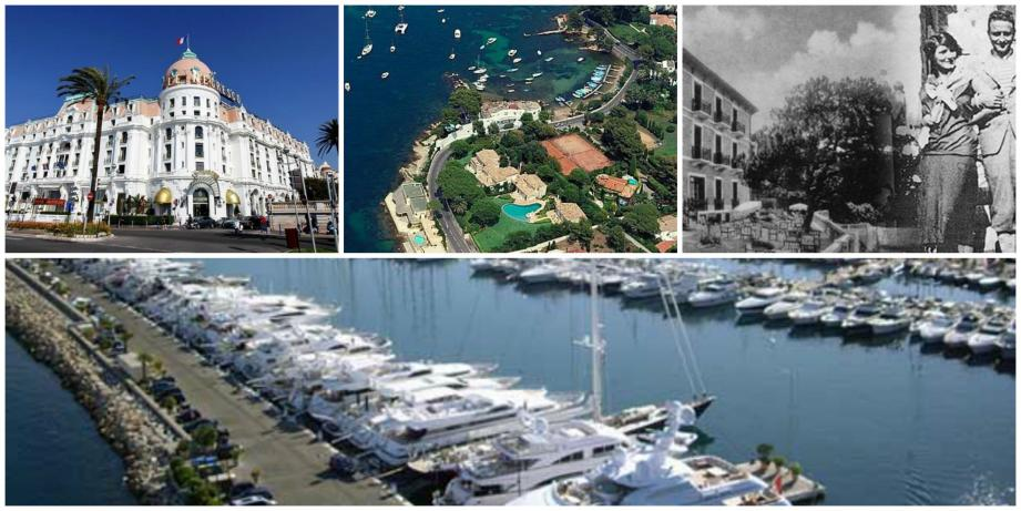 La Côte d'Azur inspire les romanciers