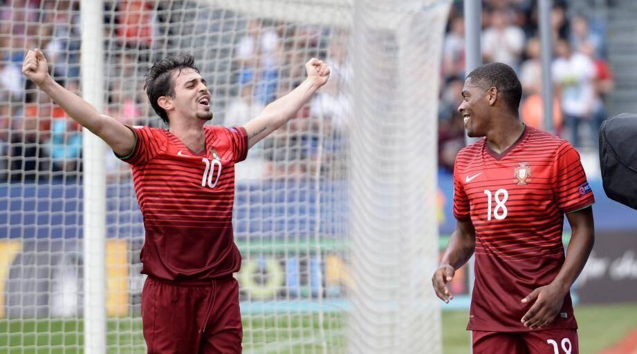 Bernardo Silva pourrait faire équipe à l'ASM avec son coéquipier en sélection Ivan Cavaleiro.