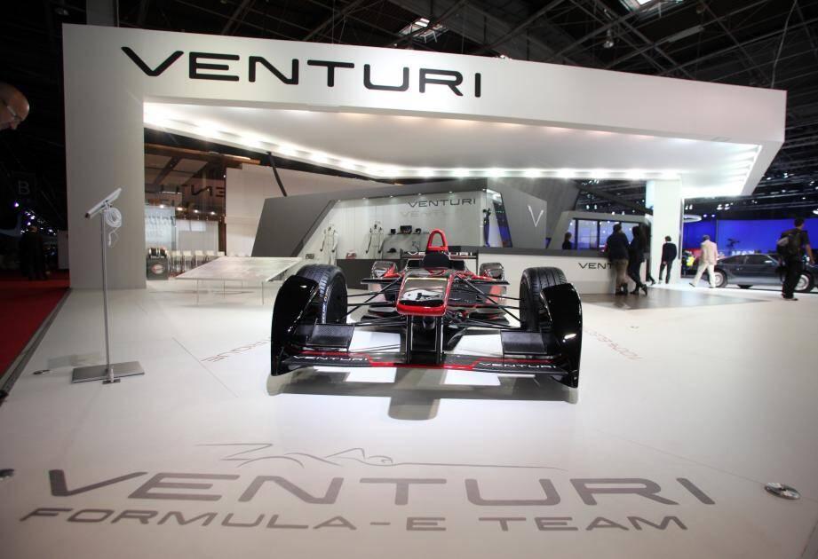Venturi se recentre sur des activités de niche comme la Formule électrique.