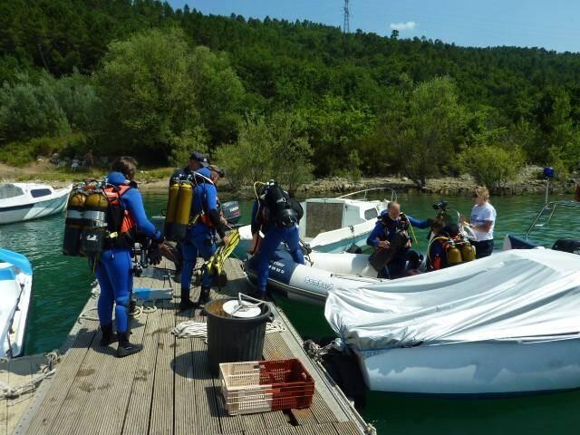 Saint Cassien lac recherches