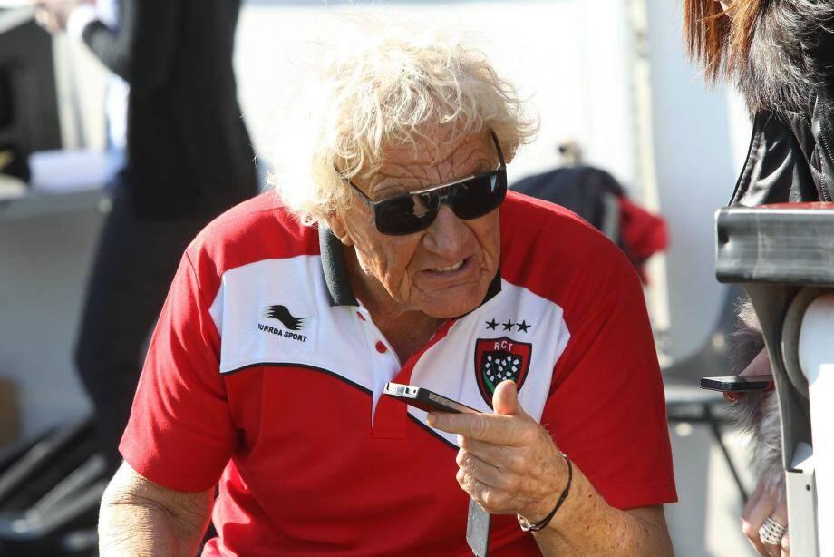 Le préparateur physique Tiburce Darou est mort à Cannes